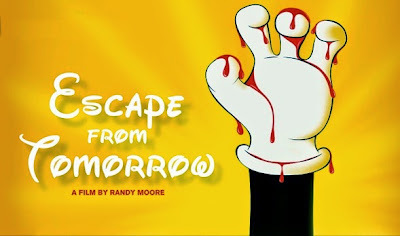 Poster Of Hollywood Film Escape from Tomorrow (2013) In 300MB Compressed Size PC Movie Free Download At worldfree4u.com