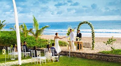 The Oberoi Resort untuk pesta pernikahan