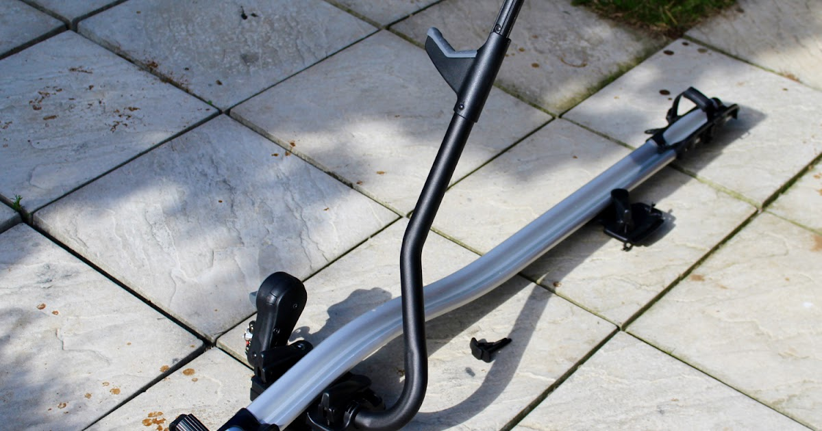Review Thule Proride 591 Bike Carrier