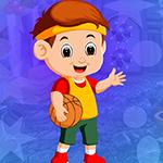 G4K Joyous Small Boy Escape