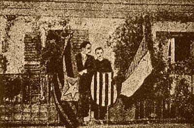 Esteleda 1908, Seu de la LLiga Nacionalista Catalana