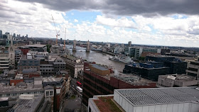 View from the Monument, London (2017)