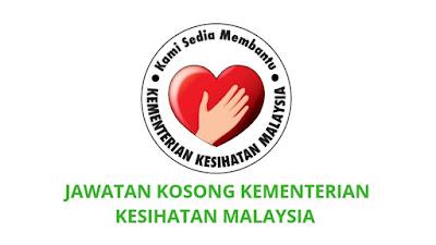 Jawatan Kosong KKM 2019 Terkini Kementerian Kesihatan Malaysia
