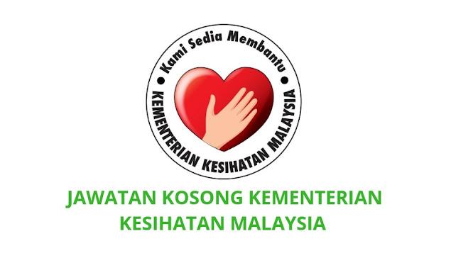 Jawatan Kosong KKM 2021 Terkini Kementerian Kesihatan Malaysia