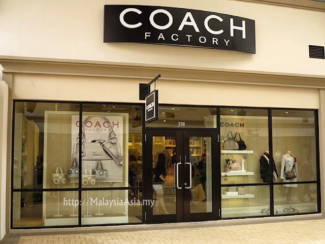 Malaysia Coach Outlet