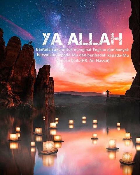 Doa Penguat Semangat