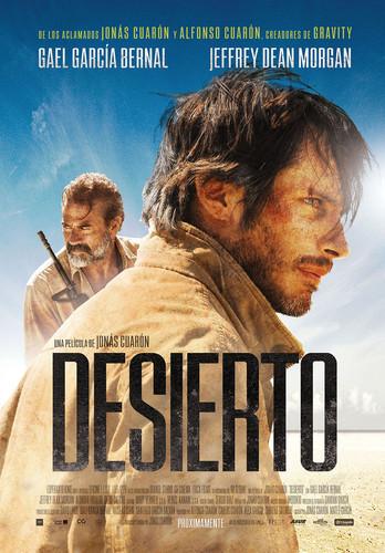 Desierto (2015) [BRrip 1080p] [Latino] [Thriller]