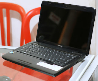 Laptop Toshiba Satellite L740 Core i3