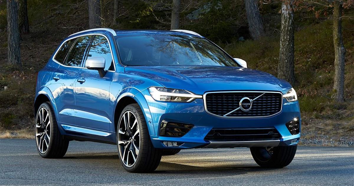 Novo Volvo XC60 2018: fotos e especificações oficiais