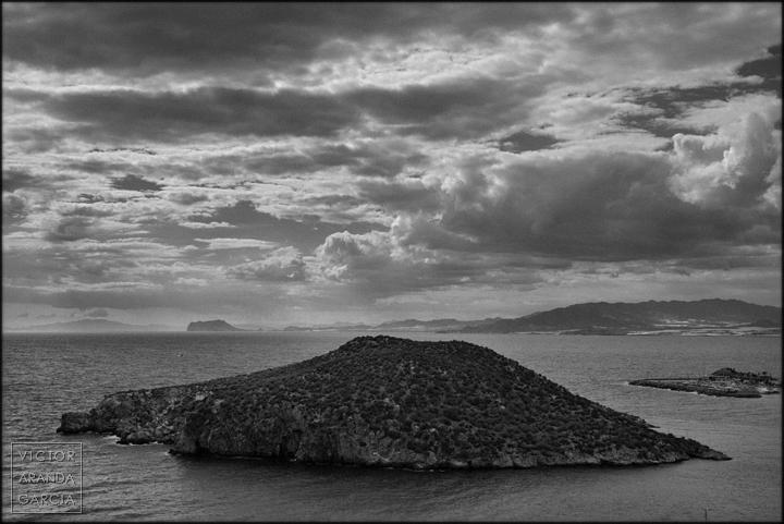 fotografia,mazarron,isla,mediterraneo,paisaje,murcia,costa