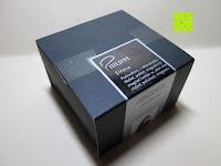 Verpackung: Philippi Parkscheinhalter und Münzhalter EMMA