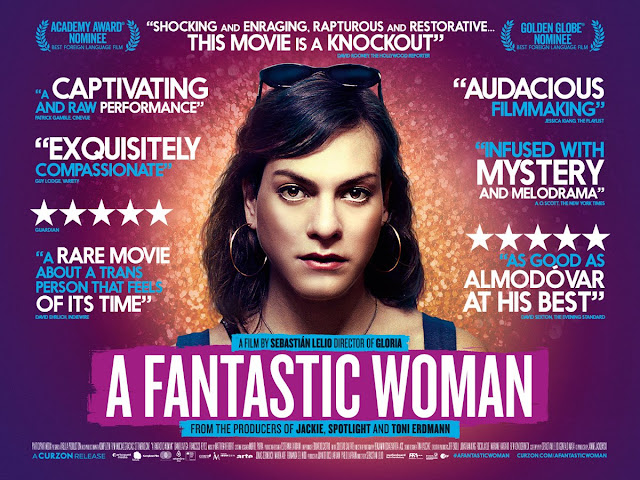 مراجعة فيلم A Fantastic Woman؛ الفيلم الأجنبي المرشح للأوسكار