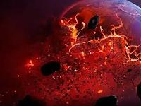 Proses Matinya Matahari Sampai Meredup