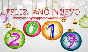 Spanish Happy New Year 2017 Images