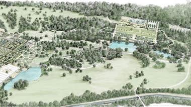 Tom Stuart-Smith y los planes para el nuevo jardín RHS Bridgewater