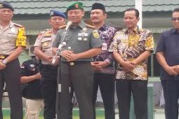 TNI dan Kepolisian Daerah Jambi Siap Amankan Jalannya Pemilu 2019