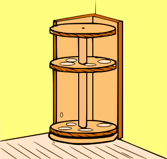 portaspezie-girevole