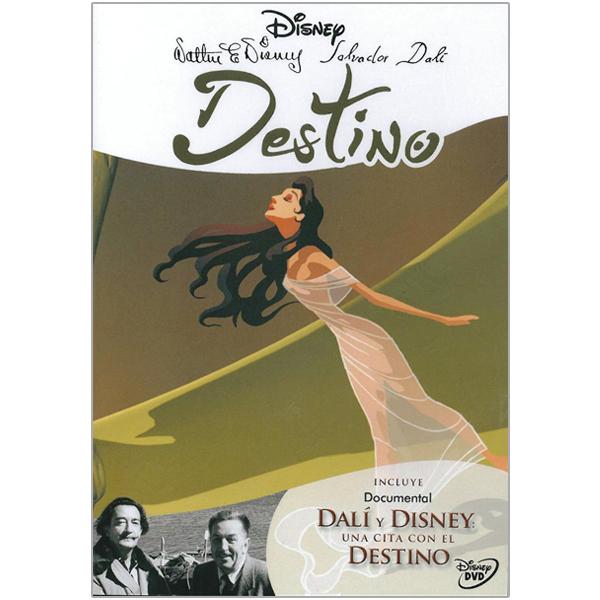 """""""Destino"""", animacja Disney'a i Salvadora Dalego"""