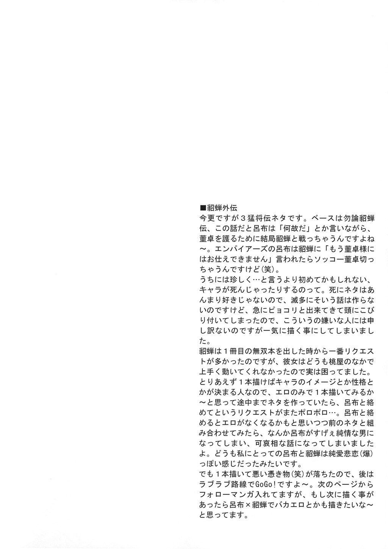 Hình ảnh 39 in In Sangoku Musou Chousen Gaiden