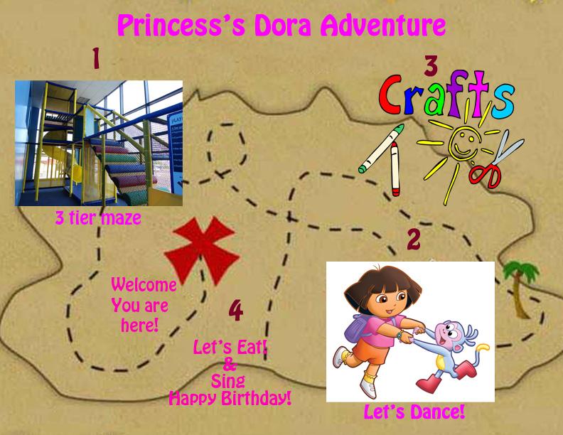A Dora The Explorer Adventure Recap 10 Party Tips