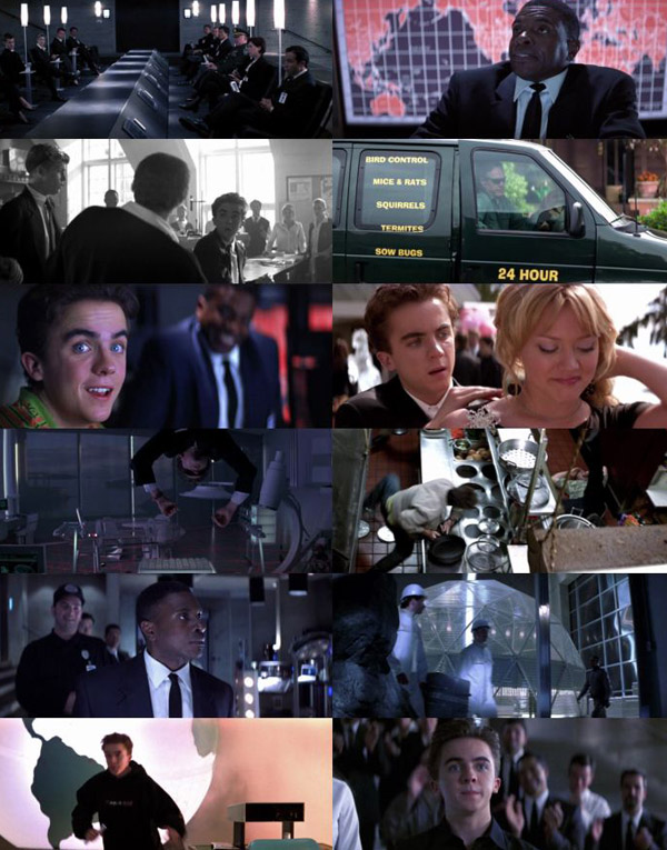 Agent Cody Banks 2003 Dual