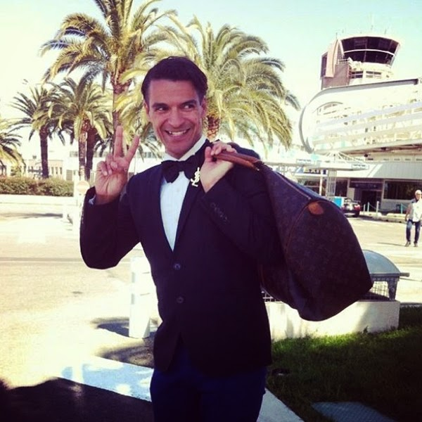 Marco Mommsen in Cannes