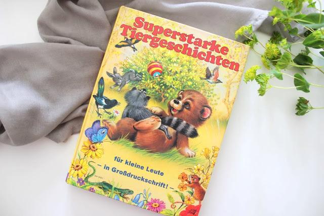 """Petzi www.dieliebezudenbuechern.de """"Superstarke Tiergeschichten"""""""