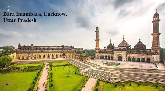 Bara Imambara Lucknow, Uttar Pradesh
