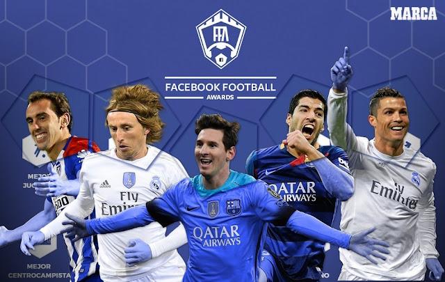 Facebook emitira La Liga en Asia