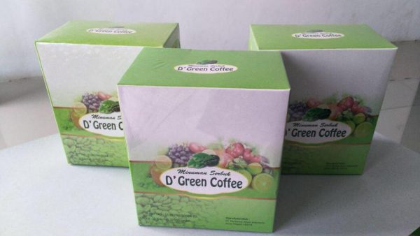 MSI D'Green Coffee | Pelangsing, Diet, Kesehatan