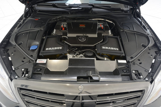 maybach brabus engine