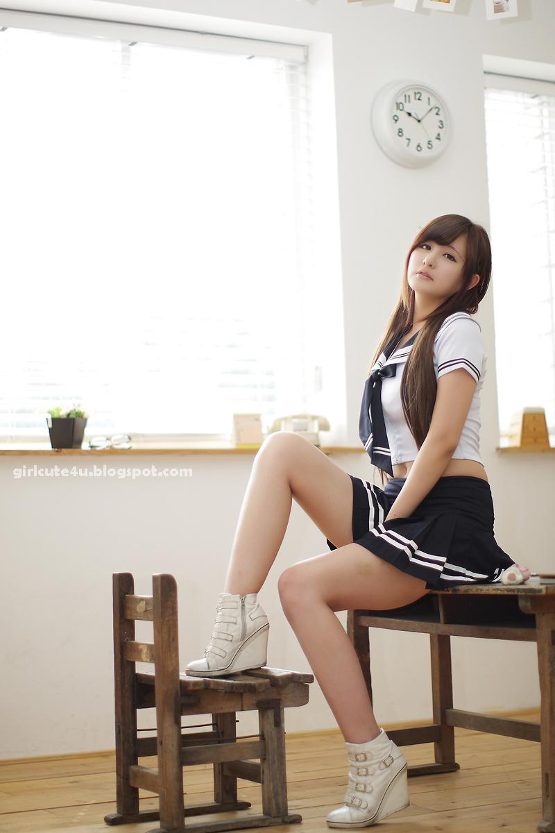 Back To School With Ryu Ji-Hye  Cute Girl - Asian Girl-2672