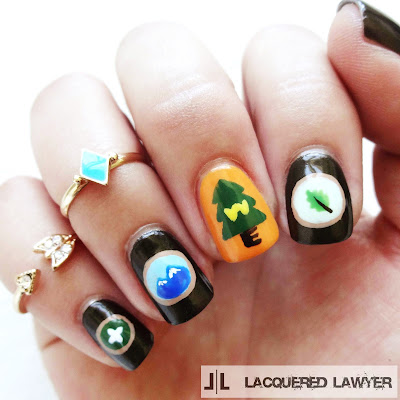 Wilderness Explorer Nails