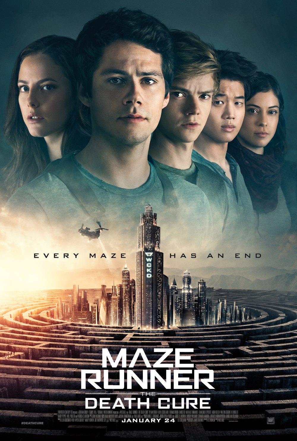 Maze Runner: The Death Cure (2018) -