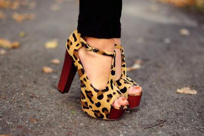 Zapatos de moda de temporada modernos