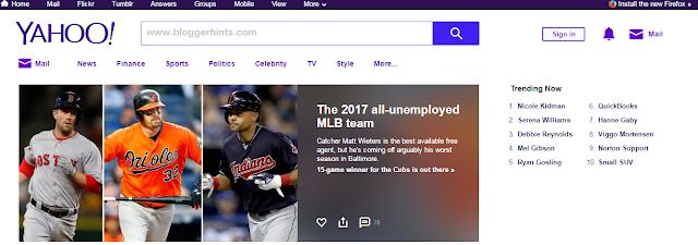 Yahoo! Search (search.yahoo.com)