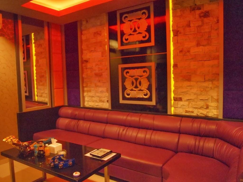 small room karaoke hello