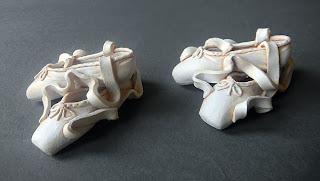 bomboniera oggetti artigianato scarpe ballerina idee regalo maestre orme magiche