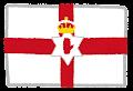 北アイルランドの国旗