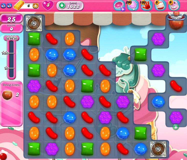 Candy Crush Saga 1622