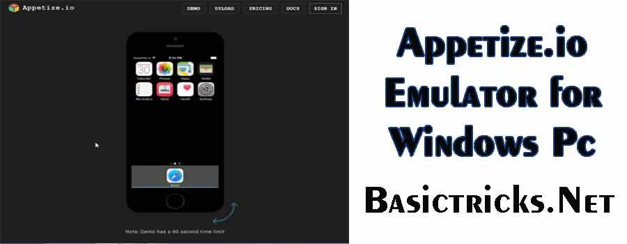5 Best iOS Emulators for PC {Apple Emulators for PC} - Basictricks