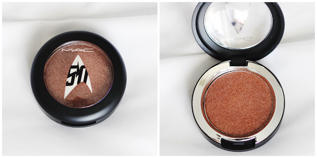 MAC Star Trek To Boldly Go Pressed Pigment Eye Shadow