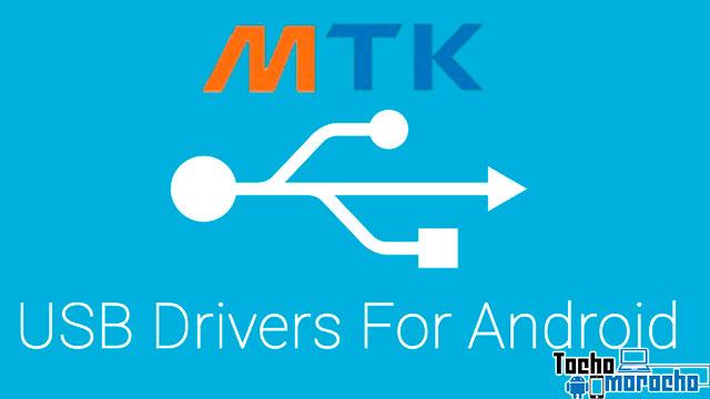 Descargar driver para móviles chinos MTK en Windows