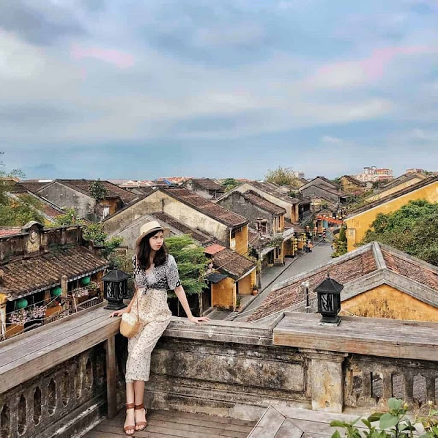 Hoi An beauty under the view of travel blogger Thailand 5