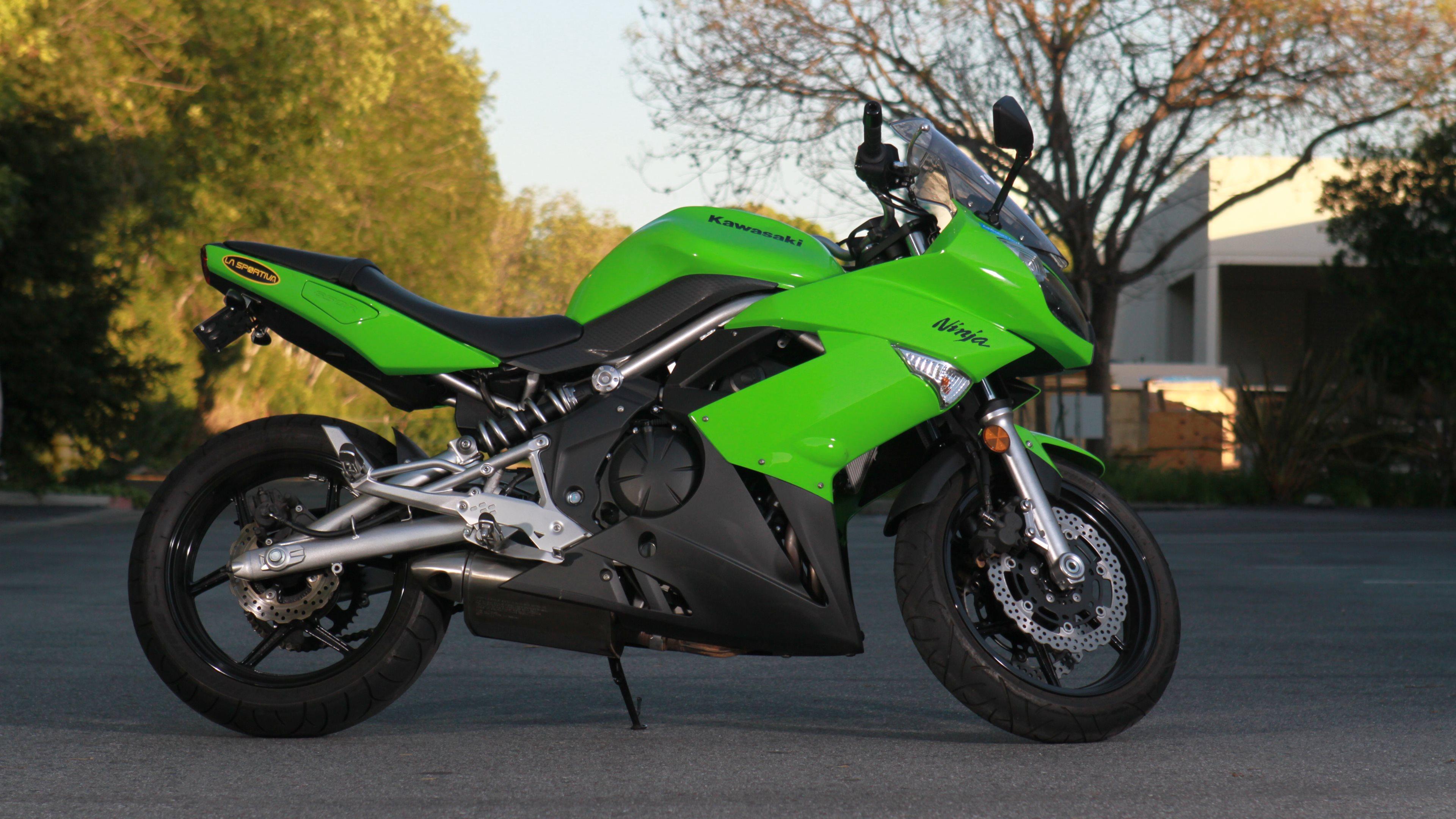 Kawasaki Ninja Yamaha R6 Motorcycles Hd Wallpapers 4k Macbook