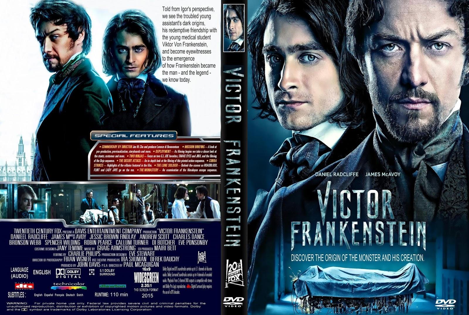 Victor Frankenstein BDRip XviD Dual Áudio Victor 2BFrankenstein 2B  2BXANDAODOWNLOAD