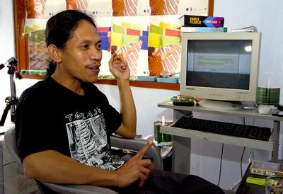 'Indonesia Belajar' di Kalibening (Wawancara IndoProgress, 5/5/2014)