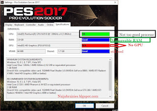 How to Fix Lagging On Your Pro Evolution Soccer - Naijatweaks