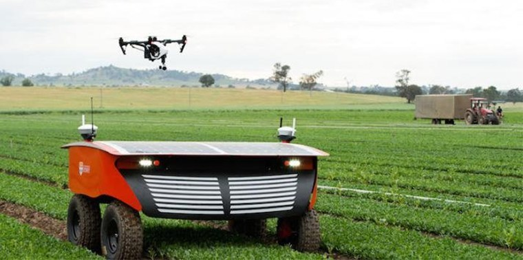 Precision Farming Reducing Farm Water Usage By Five Times