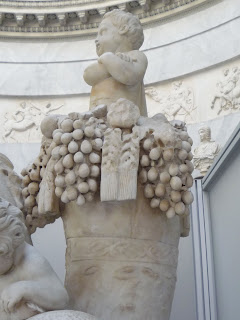 cono fertilita - Alegoria do Rio Nilo, um exemplo de interpretação da iconografia antiga